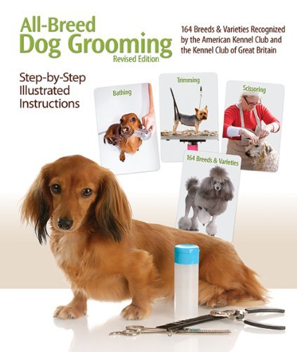All-Breed Dog Grooming Spi Rev by Panel of Credentialed Grooming Experts (2011) Spiral-bound ()