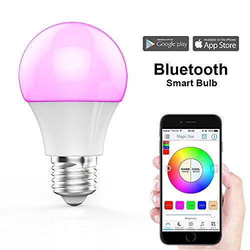 Magic Hue Bluetooth Smart Light Bulb