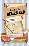 Lake County Schools Alumni Association Cookbook, Lake County Schools Alumni Association, 1935397710