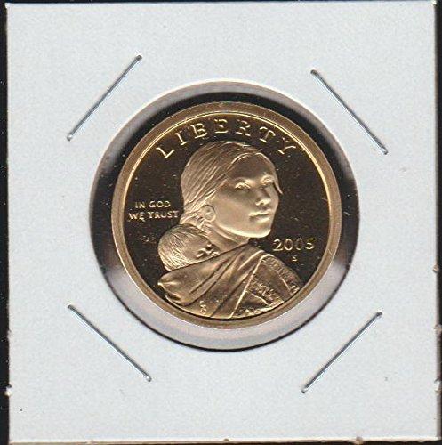 2003 Gold Buffalo Proof - 2005 S Sacagawea (2000-2008) $1 Proof US Mint