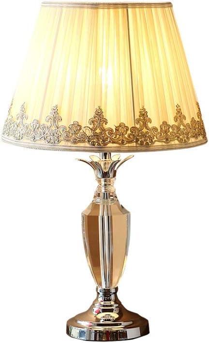 Towero Lampe de table en cristal personnalité créatrice luxe
