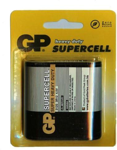 Gp 312s Supercell Super Heavy Duty Batterie 3r12 Elektronik