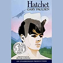 Hatchet  Audiobook by Gary Paulsen Narrated by Peter Coyote