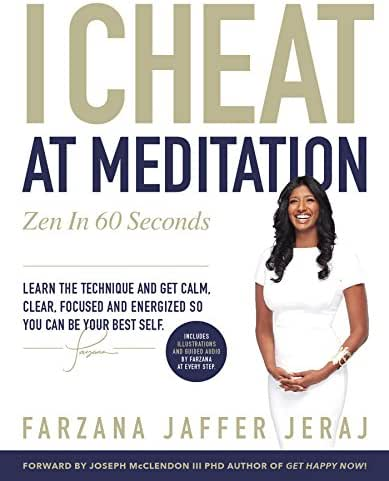 I Cheat At Meditation: Zen in 60 Seconds (I Cheat at... Book 1)
