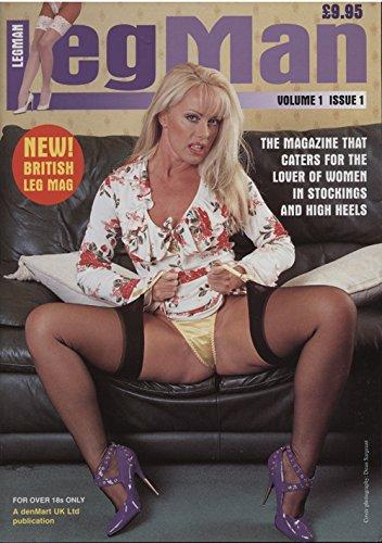 (Leg Man Vol. 1 Issue 1)