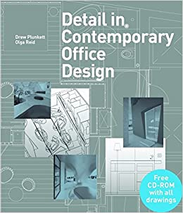 Amazon.com: Detail in Contemporary Office Design (9781780673400 ...