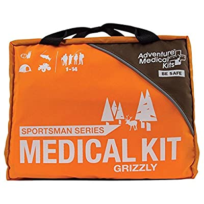 Adventure Medical Kits Sportsman Series Grizzly First Aid Kit from Adventure Medical Kits