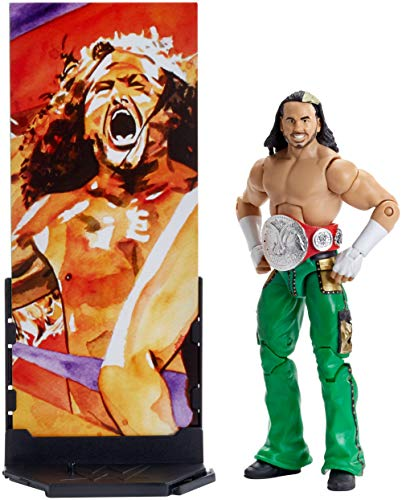 - WWE Elite Collection Series # 58 Matt Hardy Action Figure