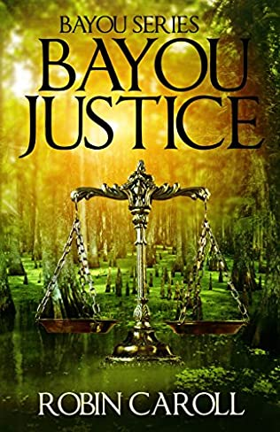 book cover of Bayou Justice