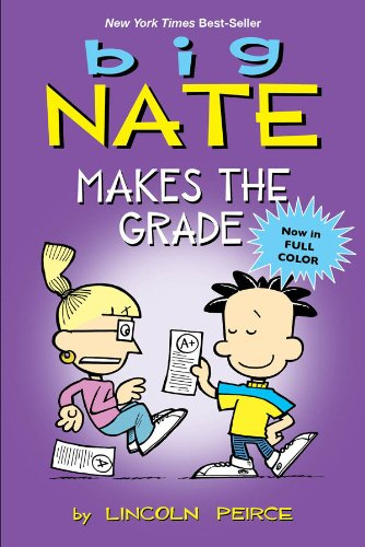 Big Nate Makes The Grade pdf epub download ebook
