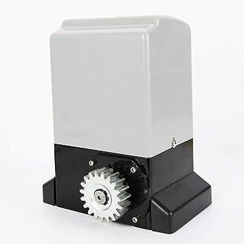 RANZIX - Sistema de accionamiento para puertas correderas (2000 kg ...