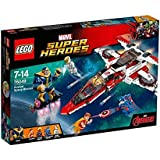 LEGO Super Heroes 76049 - Missione Spaziale dell'Aven-Jet