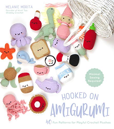 Amigurumi Treasures: 15 Crochet Projects to Cherish - Buy Online ... | 500x444