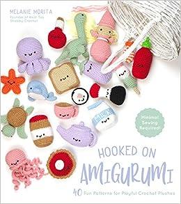 Back post single crochet (bpsc)   Amigurumi tutorial   lilleliis   293x260