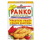 Kikkoman Gluten-Free Panko Bread Crumbs, Japanese-Style Bread Crumbs for Baking and Frying - High Quality - Unseasoned - 227 g