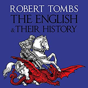 The English and Their History Audiobook