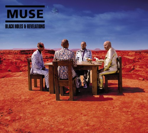 Muse - Black Holes and Revelations [China Bonus DVD] Disc 1 - Zortam Music