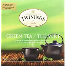 Twinings Green Tea 100 Count