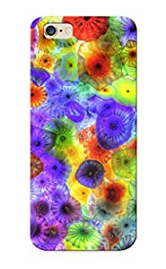 Defender Case For Iphone 6 Plus, Multicolored Jellyfish Pattern, Nice Case For Lover's Gift