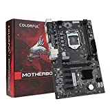 Colorful Motherboard H81A-Btc V20 Miner Atx Board Support 6 Graphics Card Lga1150 Socket Processor Ddr3 H81 Mainboard For Mining Not Tb250-Btc Lga1151