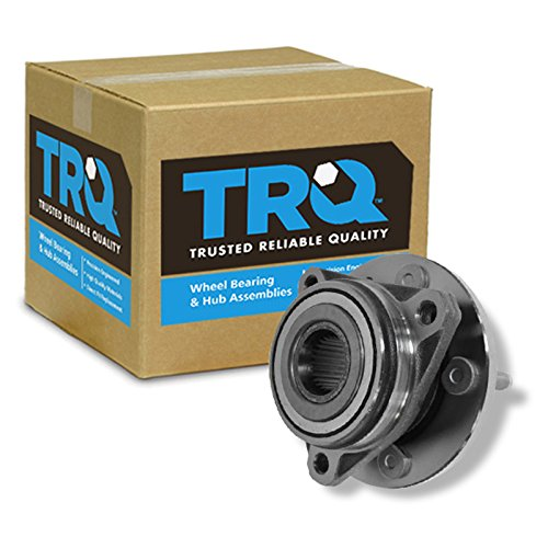 TRQ Front 5 Lug Wheel Hub & Bearing Assembly for 99-03 Ford ()