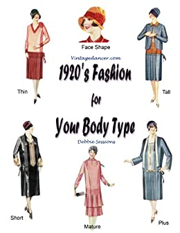 1920s Fashion Your Body Type ebook