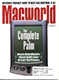 Macworld July 2000 The Complete Palm Pilot - Best Handhelds Cool Add-Ons Great Software, Internet Privacy, LCD Flat Panels - the Next Generation, Easy Updates with Dreamweaver, QuarkXPress