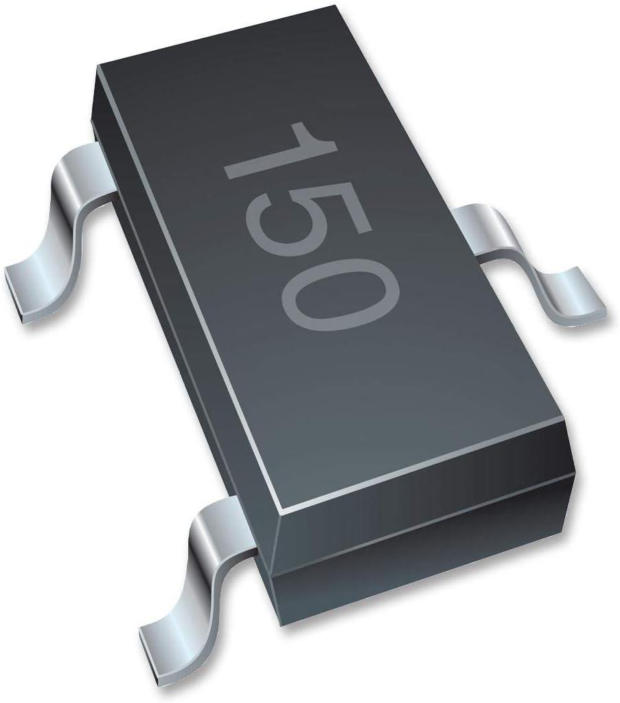 SOT-23 TVS Bidirectional CDSOT23-T15LC 3 Transient Voltage Suppressor Pack of 5 16.7 V RoHS Compliant: Yes CDSOT23-T15LC 15 V CDSOT23 Series