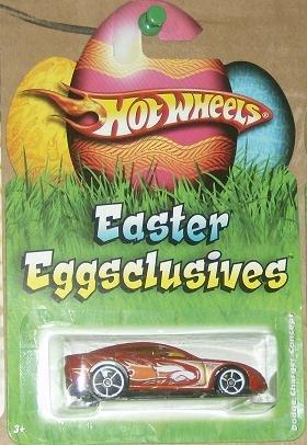 (Mattel Hot Wheels 2009 Easter Eggsclusives 1:64 Scale Diecast Car - Dodge Charger)