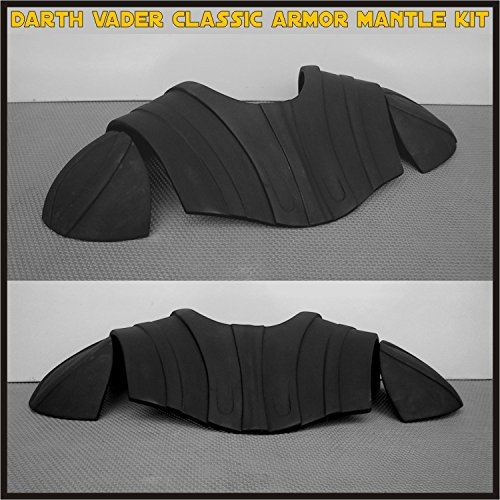 (Darth Vader ANH/ESB/ROTJ Chest breastplate Armor Mantle Costume Star Wars Prop Kit Medium)