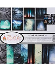 Ella & Viv by Reminisce Dark Hallow Scrapbook Collection Kit