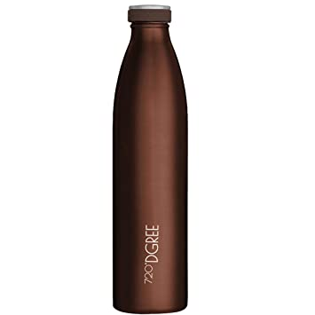 720°DGREE Botella Agua Acero Inoxidable milkyBottle – 500ml, 500 ML, 0.5l