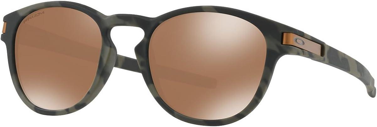 OAKLEY Latch 926531 Gafas de sol, Olive Camo, 52 para Hombre