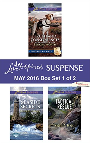Harlequin Love Inspired Suspense May 2016 - Box Set 1 of 2: An Anthology (Rookie K-9 Unit) ()