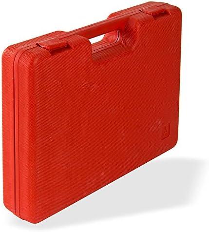 POPSPARK Set da 12 pezzi scatola di estrazione per cuscinetti ruota barra di taglio multifunzione set lama disconnessioni cuscinetto a sfere estrattore cuscinetti