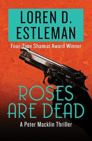 book cover of Roses Are Dead