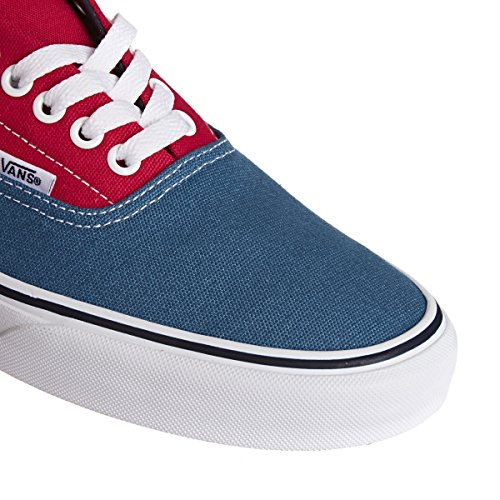 Vans Era Van Doren - Zapatillas unisex - Deep Water/True Red