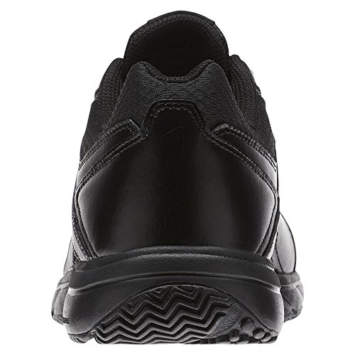 BLACK Zapatillas Hombre 0 N Cushion BLACK para Work Reebok 3 Nórdica Marcha Negro de TX7waFq
