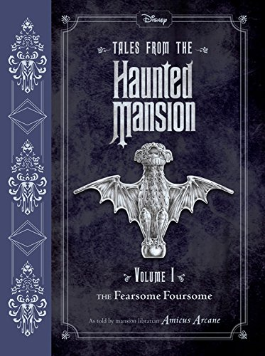 Kids Mansion Bed - Tales from the Haunted Mansion: Volume I: The Fearsome Foursome