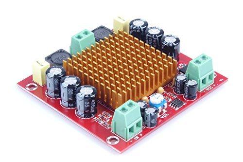 (LM YN TPA3116 D2 Mono Channel Digital Amplifier Board NE5532 150W Max Preset Amplifier System Digital Power Amplifier Board DC12 - 26V )