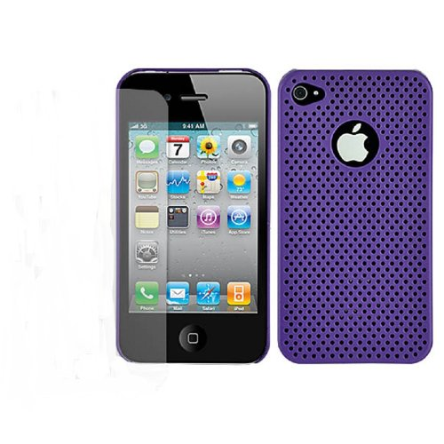 MEElectronics Perforated Rubberized Screen Protector