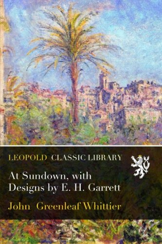 At Sundown, with Designs by E. H. Garrett pdf epub