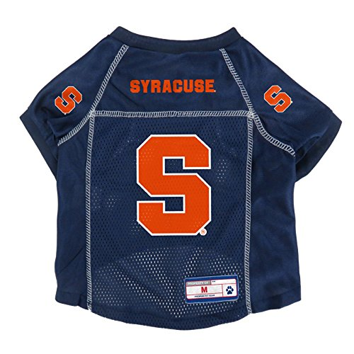 NCAA Syracuse Orange Pet Jersey, Medium