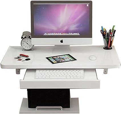 QULONG FSC Certified Wall-Pounted Table PC Portátil para ...