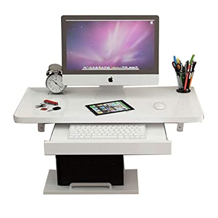QULONG FSC Certified Wall-Pounted Table PC Portátil para Escritorio ...