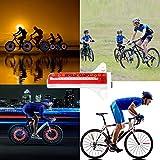 TINANA Bike Wheel Lights, LED Waterproof Bicycle
