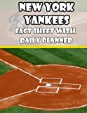 New York Yankees Fact Sheets with Daily Planner