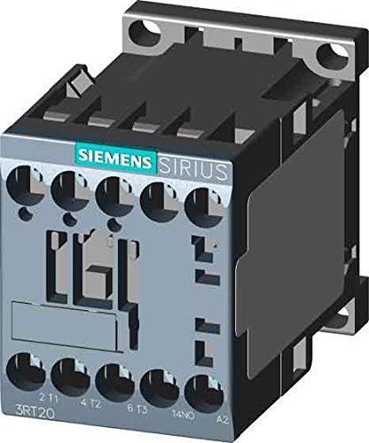 Siemens–Contacteur AC33kW 400V 1NA 24V Diode Vis 3RT2015-1FB41