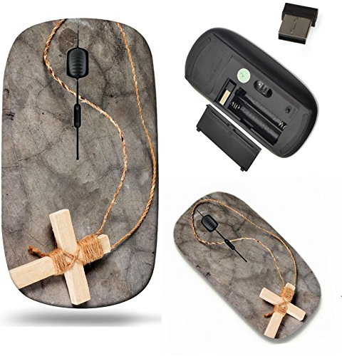 - Liili Wireless Mouse Travel 2.4G Wireless Mice with USB Receiver, Click with 1000 DPI for notebook, pc, laptop, computer, mac book Wooden antique look crucifix necklace isolated on grunge wall backgro