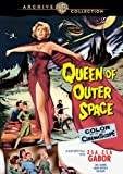 space ace dvd - Queen Of Outer Space